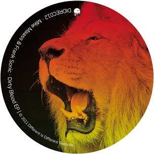 RA: Mike Maas & Frank Sonic - Dirty Blood (Drumcomplex remix) on