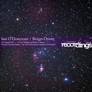 Ian O'Donovan - Orient Express EP