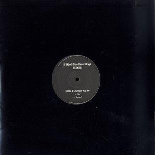 Rocha & Lewinger* Lewinger - Trastorno In A Room EP
