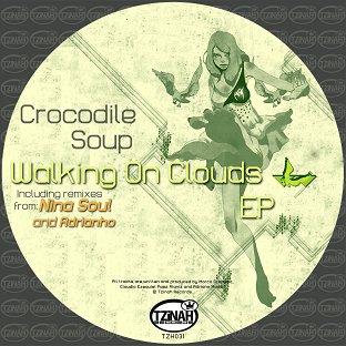 Crocodile Soup - Fearful Symmetry EP