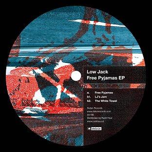 Low Jack Free Pyjamas EP