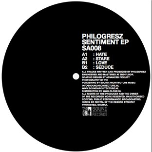 Philogresz - Just When You Think It's Over