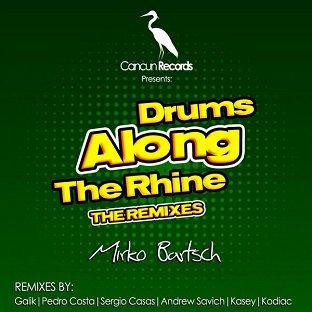 Mirko Bartsch Drums Along The Rhine