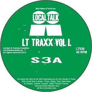 S3A - LT Traxx Vol 1.