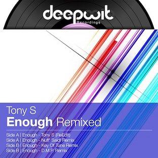 RA: Tony S tracks