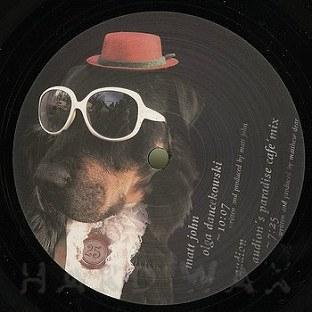 Matt John Olga Dancekowski Audion S Paradise Cafe Mix