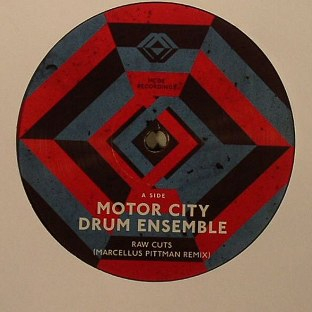 Raw Cuts (Mike Huckaby remix) by Motor City Drum Ensemble on Rationalism records