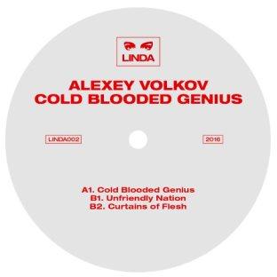 Alexey Volkov - Cold Blooded Genius