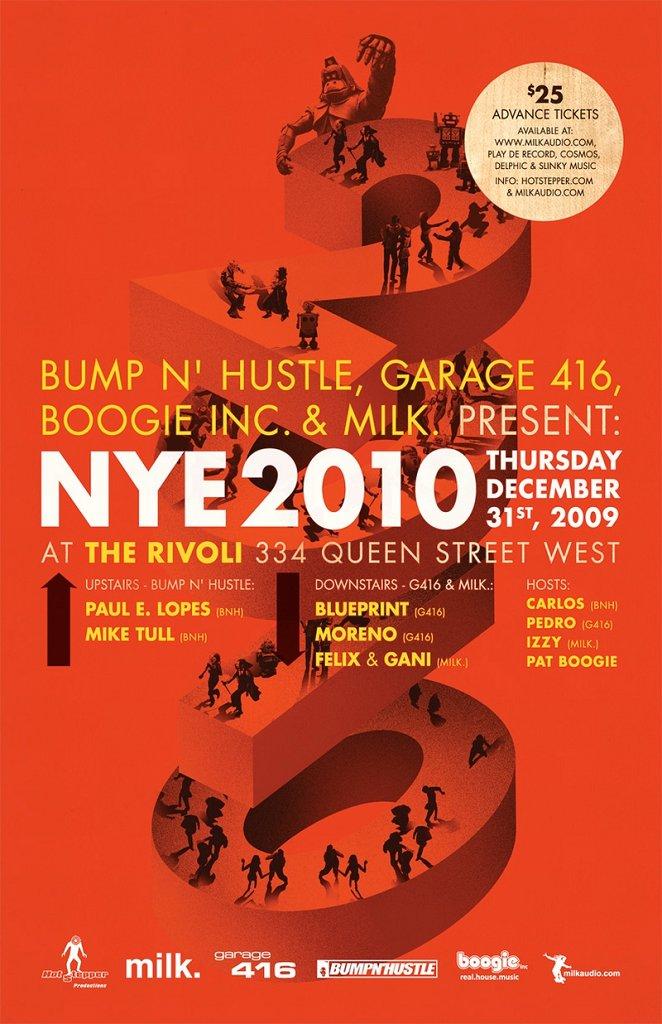 Ra nye 2010 g416 bump n hustle boogie inc milk at rivoli line up malvernweather Images