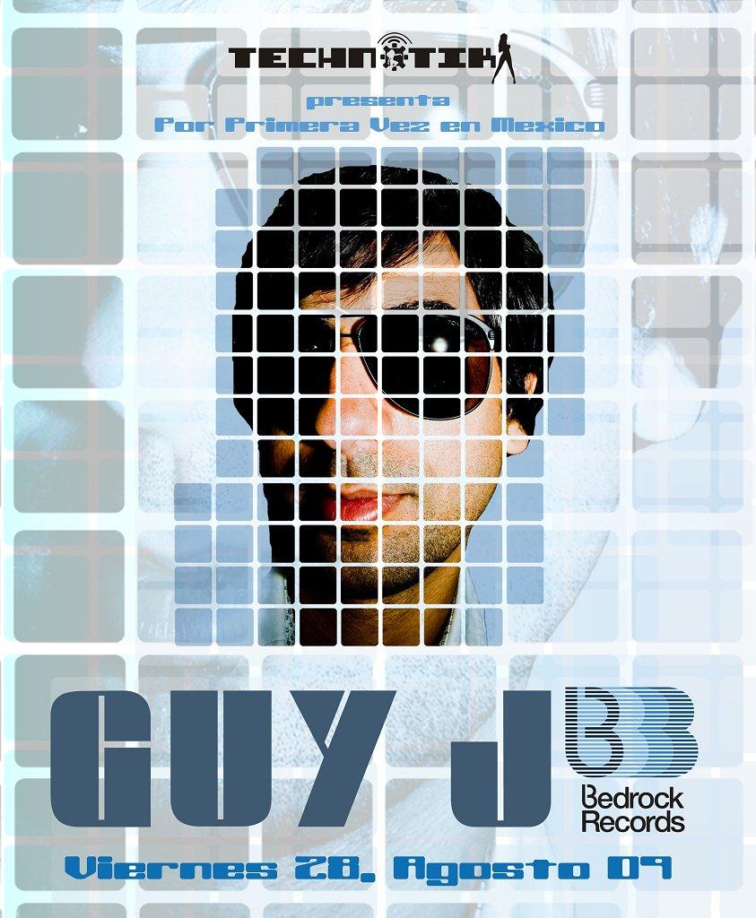 RA Forum: Guy J at Nekthar Urban Club