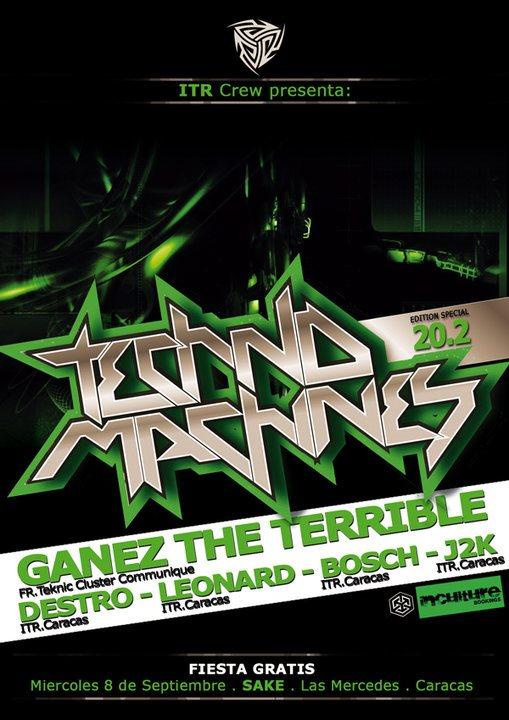 Ganez The Terrible* Ganez·& Marco Woods - Ultra EP