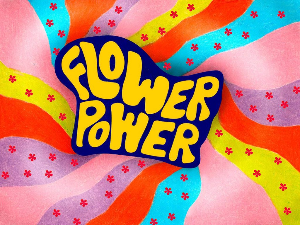 when was flower power