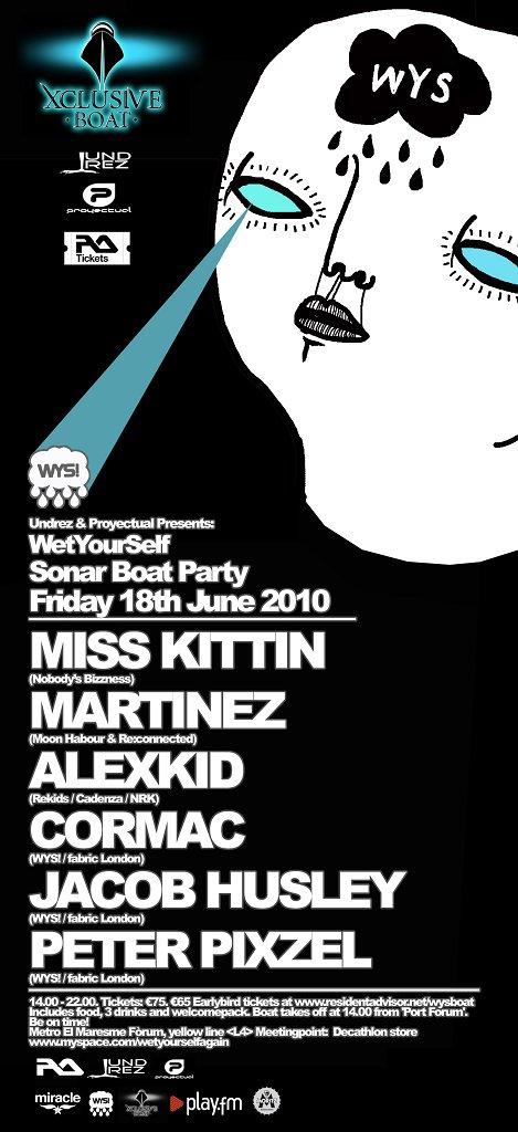 Miss Kittin - live electro