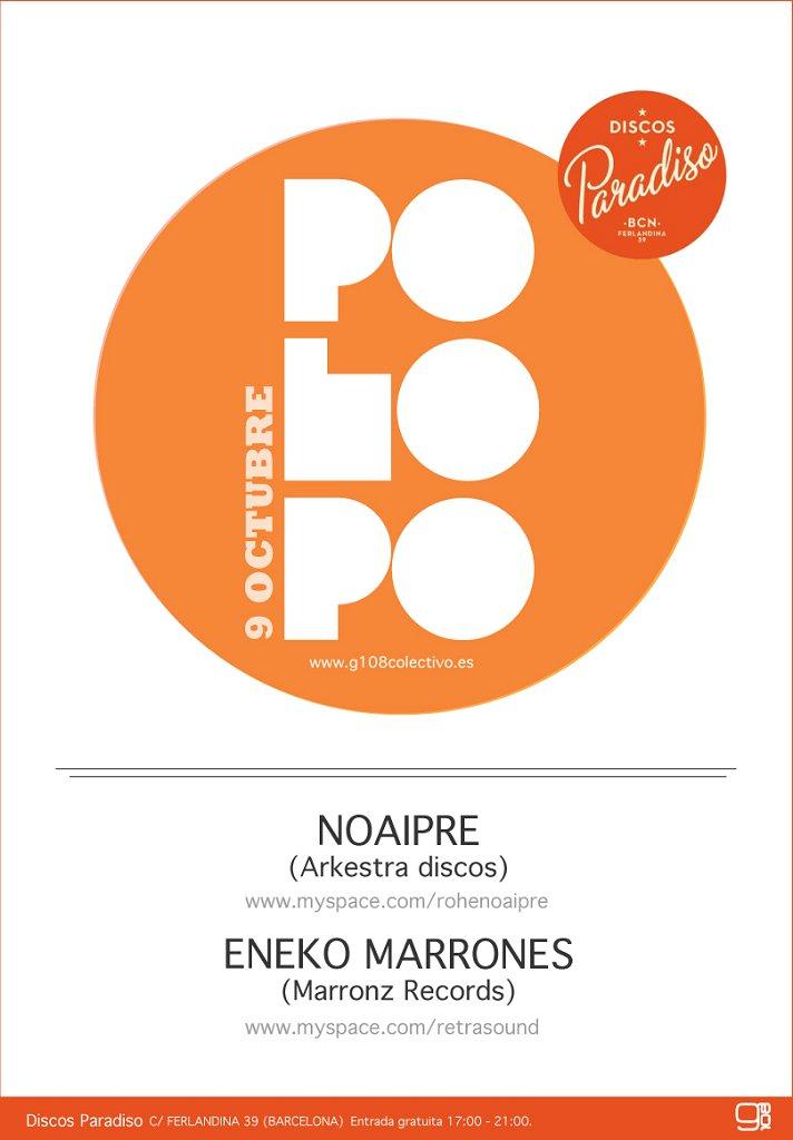 ra polopo 5 0 by eneko marrones noaipre at discos paradiso barcelona 2010. Black Bedroom Furniture Sets. Home Design Ideas