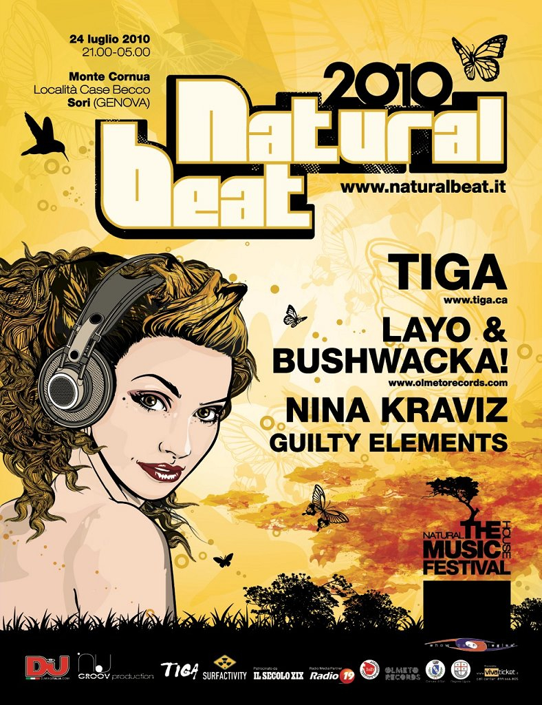 Beat house music ra natural beat house music fest 2010 at for House music beats