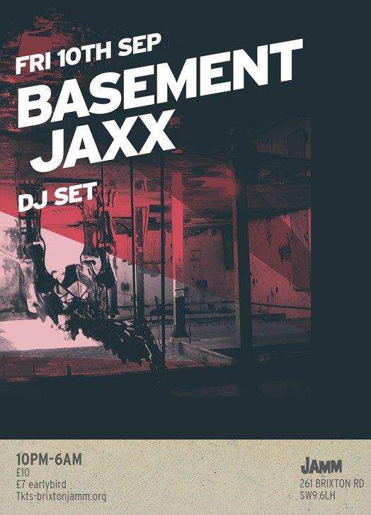 presents felix buxton basement jaxx at brixton jamm london 2010