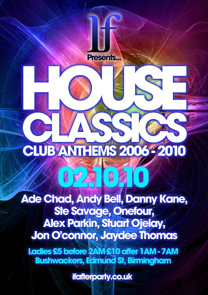 Ra if house classics club anthems 2006 2010 at for Classic house anthems