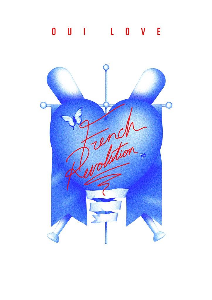 RA: French Revolution Xxlv, Oui Love Atom Live present Yeti