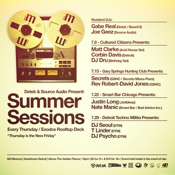 Summer Sessions Feat. Michelle Smith - Blossom