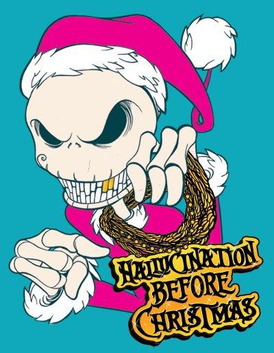 RA: Hallucination Before Christmas 2010 at Czar, Tampa Bay (2010)