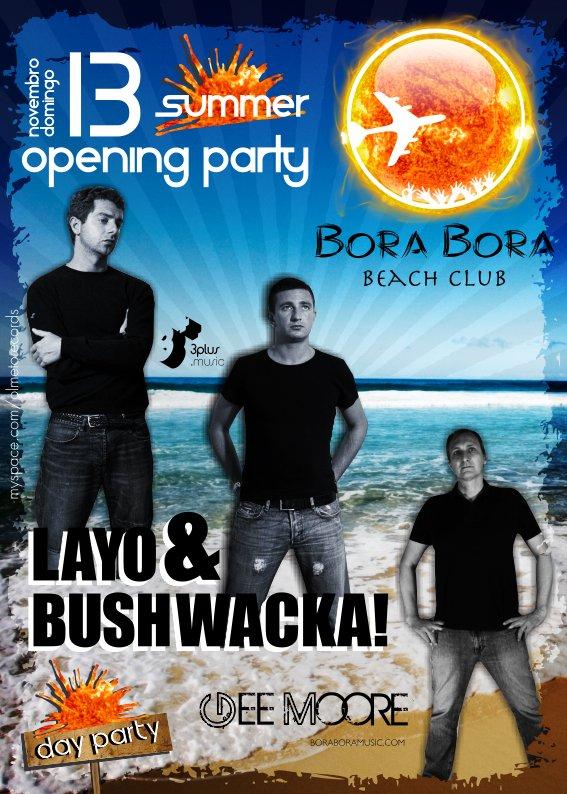 Gee Moore - Bora Bora Ibiza 2006 - Sun Of A Beach