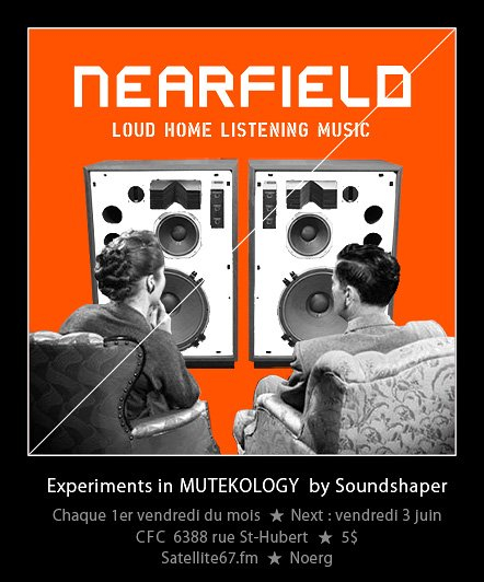 RA Nearfield Loud Home Listening Music V4 At CFC Montreal 2011