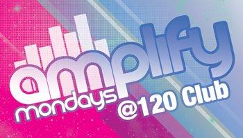 Ra Amplify Mondays At 120 Club Toronto 2011