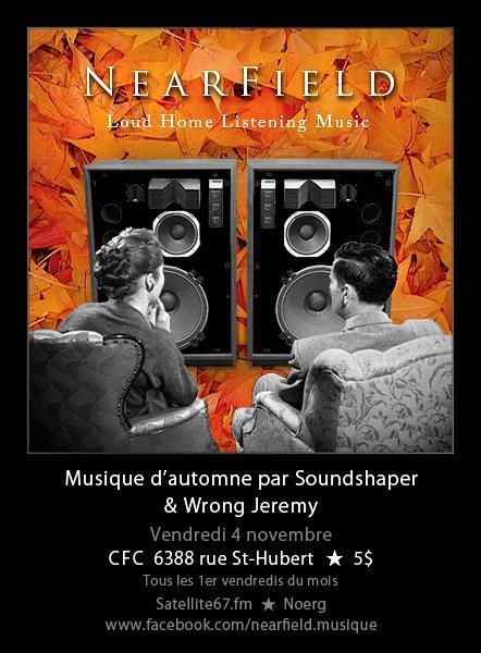 RA Nearfield V9 Avec Wrong Jeremy Soundshaper At CFC Montreal