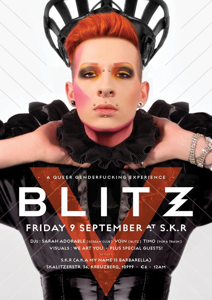 RA: Blitz V - Rebirth Of The New Romantics at My Name Is ...