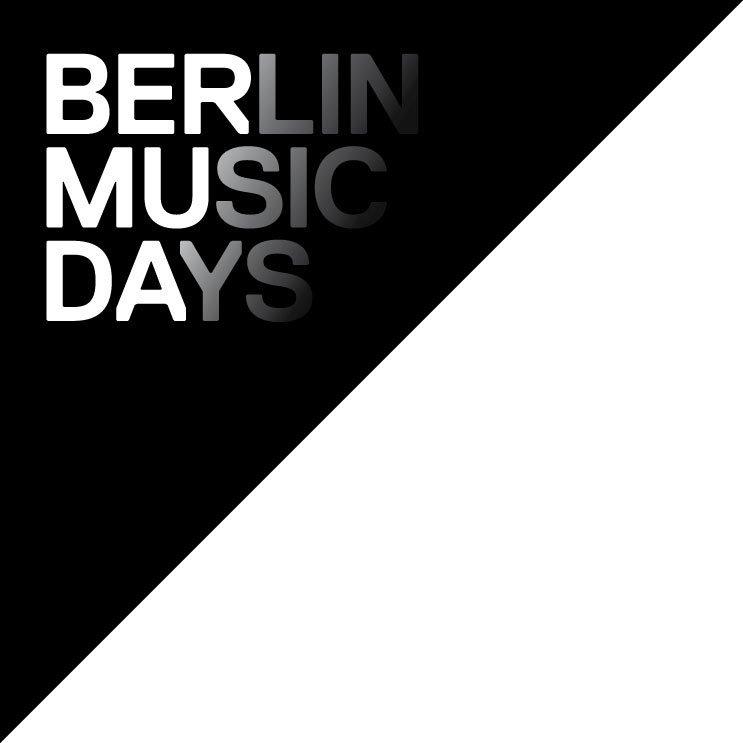 Berlin Music Days Logo small