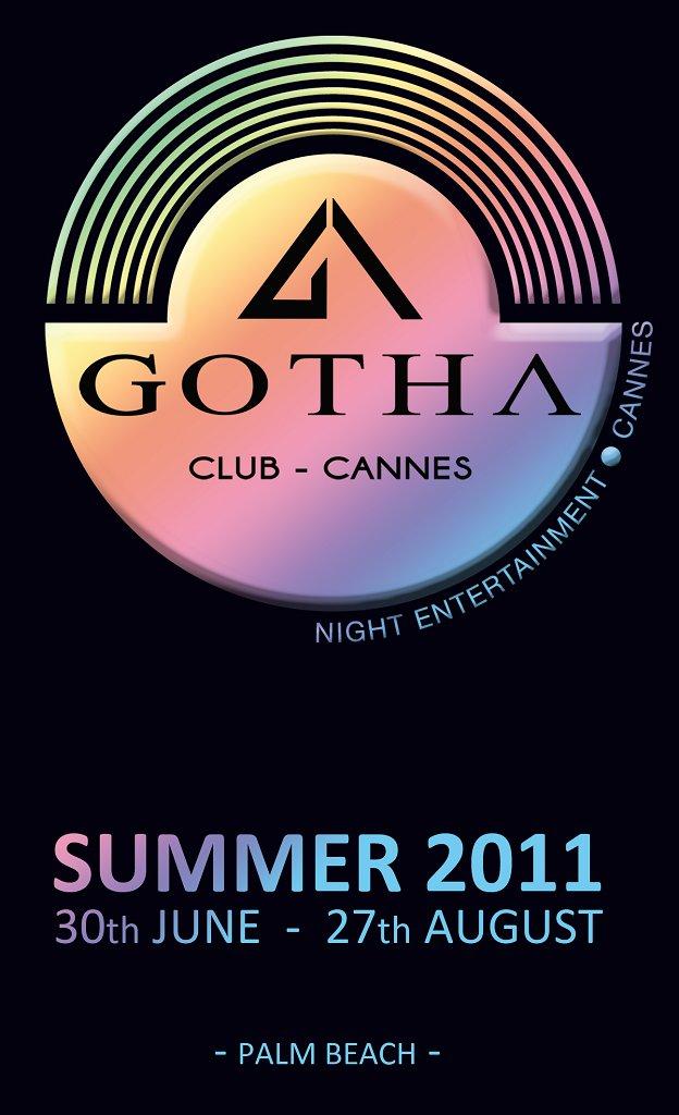 ra  gotha club u0026 39 s grand opening at gotha club  french riviera  2011