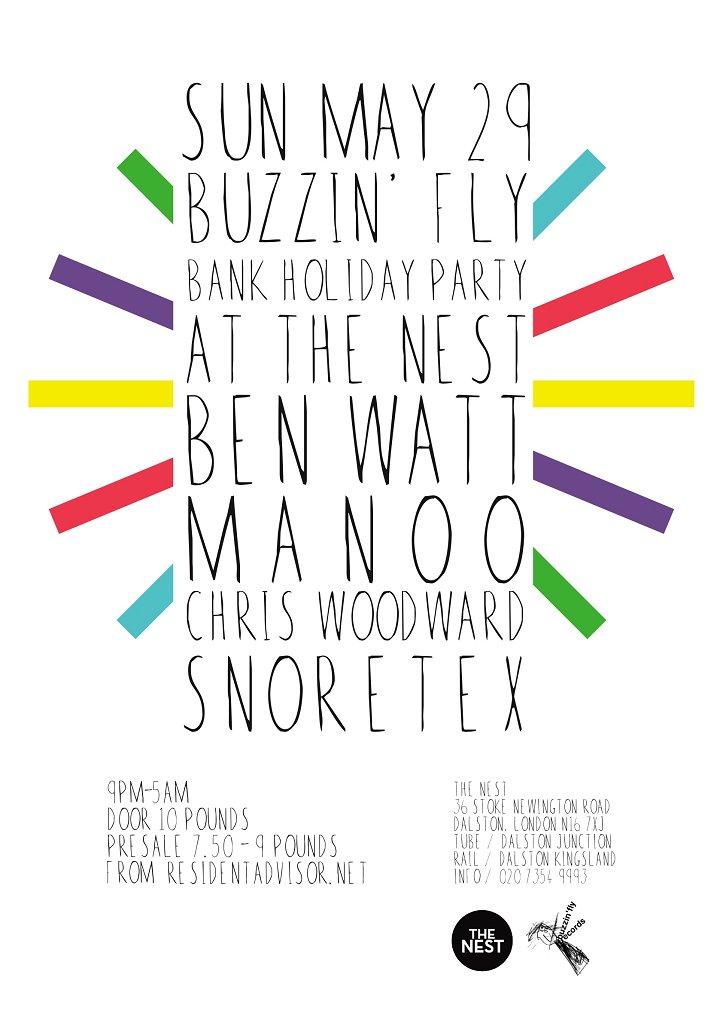 Ben Watt - Buzzin' Fly Volume 4