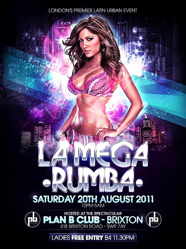 Rumba Latin Night Club 65