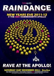 New Years Eve Rave