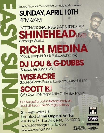 Art G & DJ Medina - The Groove Project