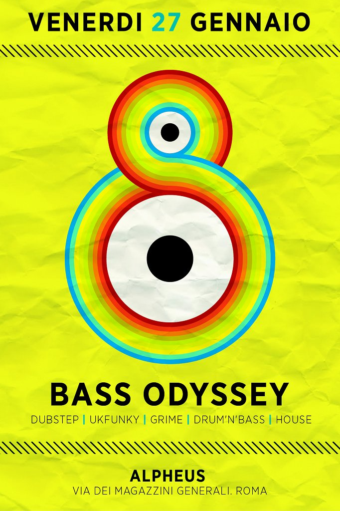 BASS ODISSEY FLYER FRONT
