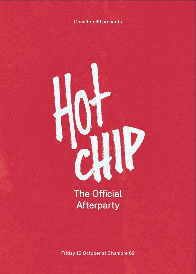 Ra hot chip after party at chambre 69 glasgow 2012 for Chambre 69 club glasgow