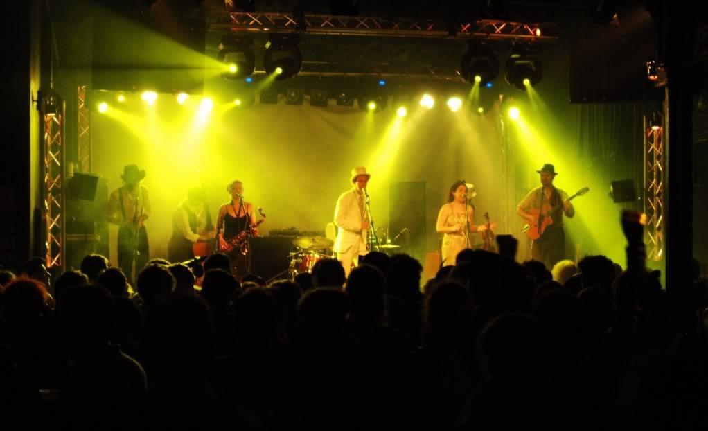London swingers club