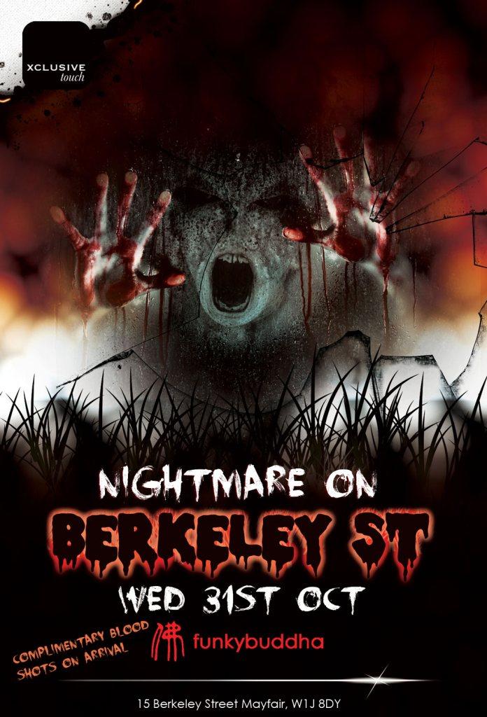 line up - Halloween Nightmare