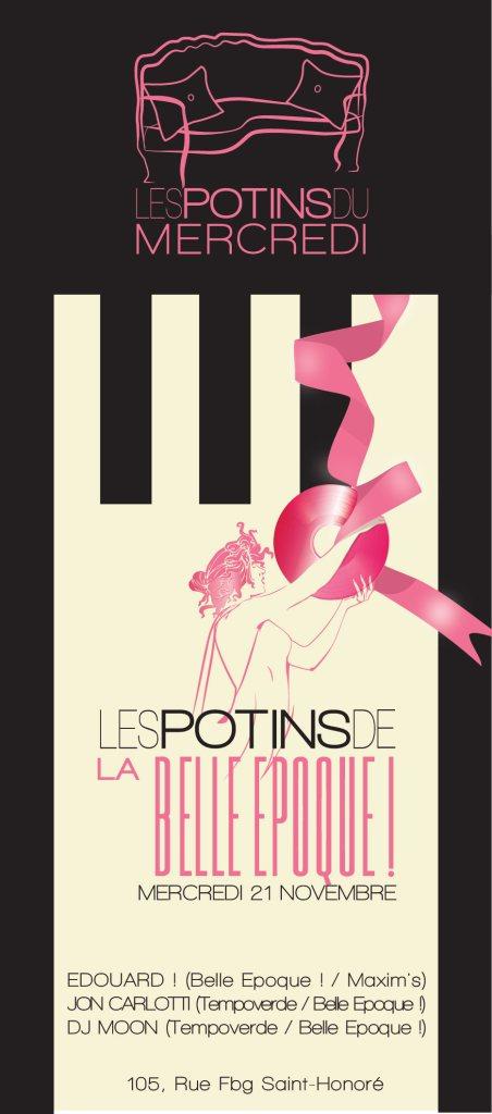 Ra les potins du mercredi at le salon 105 paris 2012 - Le salon 105 ...