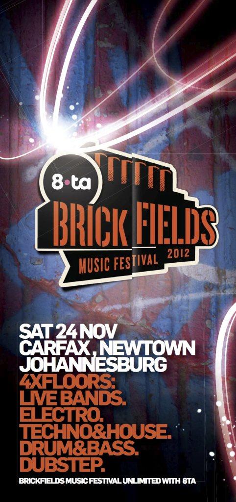 Ra Brickfields Music Festival At Carfax Johannesburg 2012