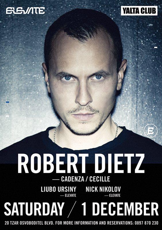 Line-up /. Robert Dietz - bg-1201-416178-front