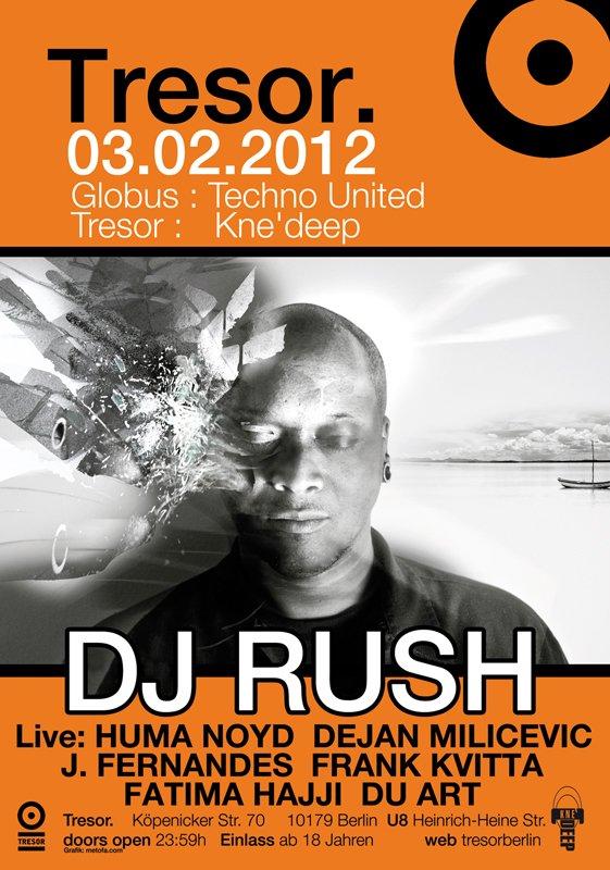 Du'ArT- Live @ Kne'Deep Night, Tresor Club, Berlin, Germany 03-02-2012 De-0203-327746-front