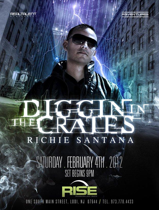 Richie Santana Line-up / Richie Santana