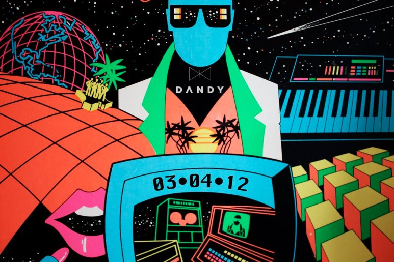 RA: Italo Disco Party at Dandy Disco Club, Hong Kong (2012)