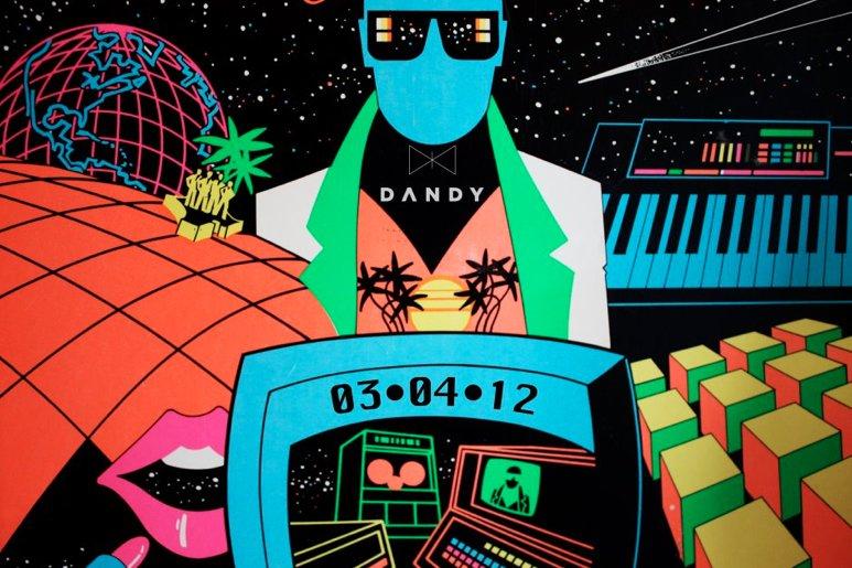 ra  italo disco party at dandy disco club  hong kong  2012