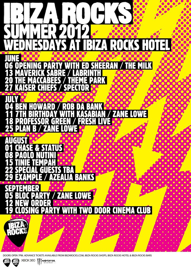 Ibiza Rocks Hotel Pictures Rooms