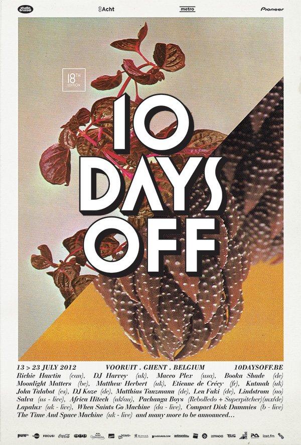 2012.07.18 - ETIENNE DE CRECY @ 10 DAYS OFF 2012 (GHENT, BELGIUM) Be-0713-359006-19253-front