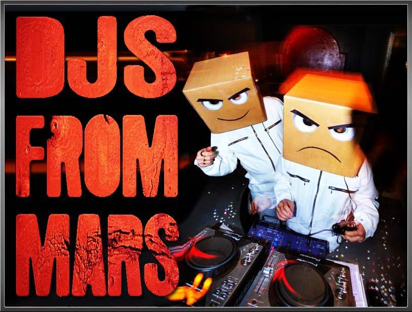 djs from mars flyers - photo #11