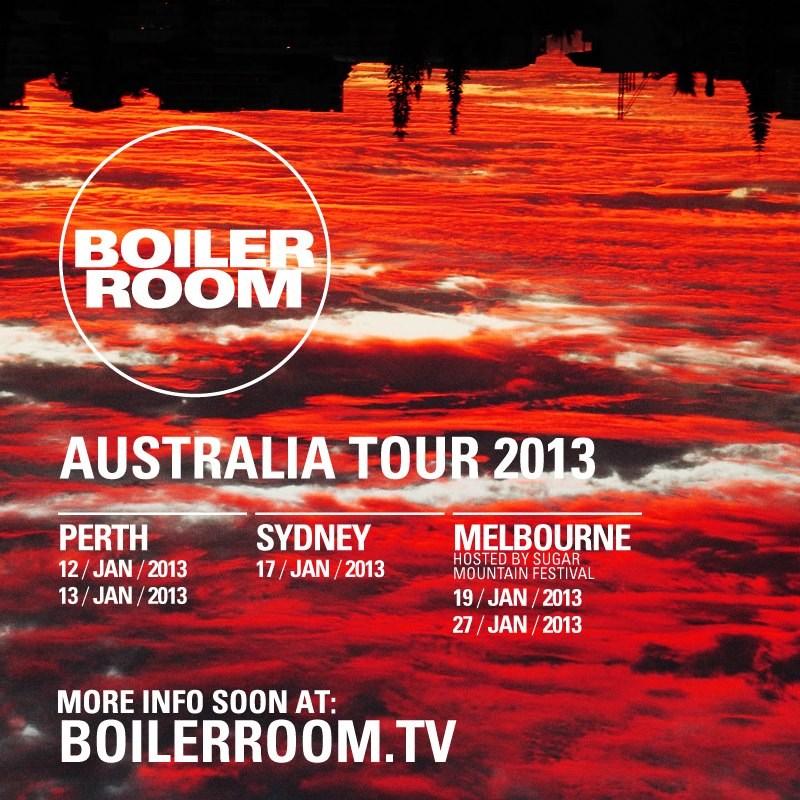 Ra Boiler Room Melbourne At The Bottom End Melbourne 2013